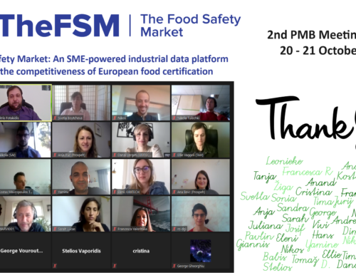 TheFSM 2nd Project Meeting (20-21 October 2020)