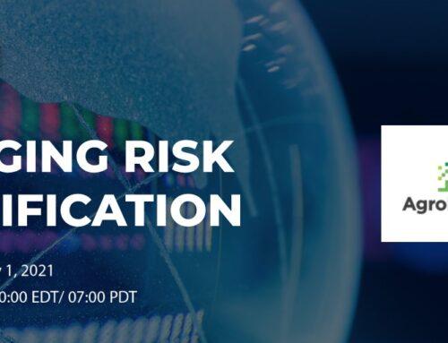 Webinar on Emerging Risk Identification